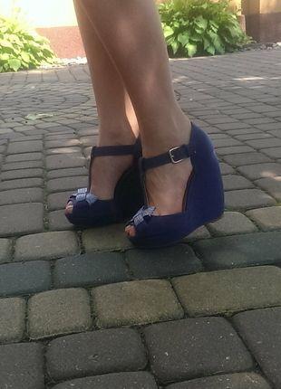 Kup mój przedmiot na #vintedpl http://www.vinted.pl/damskie-obuwie/na-wysokim-obcasie/12419071-buty-na-koturnie-stradivarius