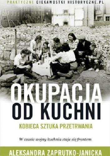 Okładka książki Okupacja od kuchni