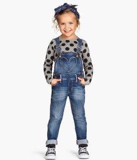 Kids | Girls Size 18m-10y | Trousers & Leggings | H&M PT