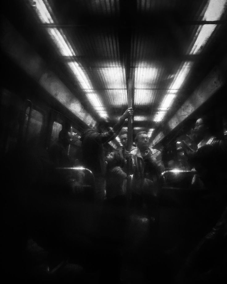 #paris #metro during #august #vacance #holiday #vacation