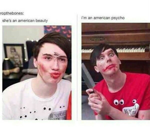I don't know which board to pin this to. Fall Out Boy or Dan and Phil? Both.
