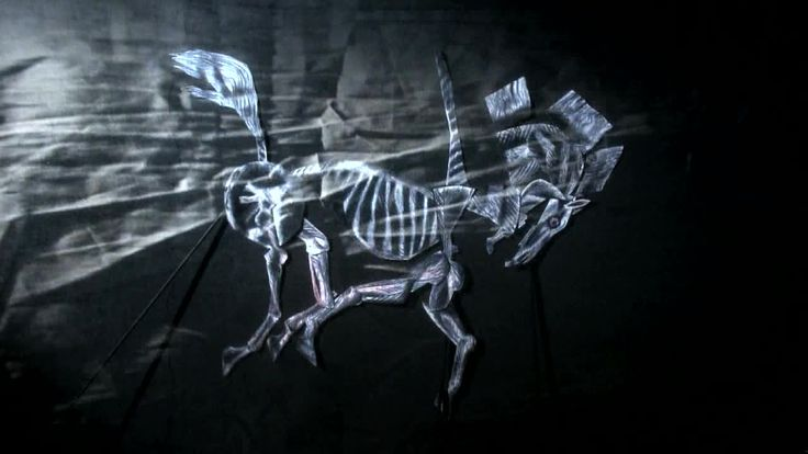 Edited footage of the Mari Lwyd puppet sequence for 'The Mare's Tale'. (Click on the image. Then click again. This will take you to my blog site to view the film.)