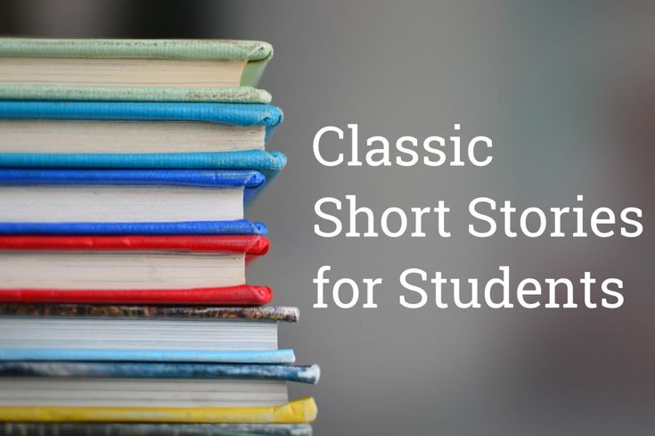 Popular short stories for students and teenagers. Great choices for those new to the short story and experienced readers.