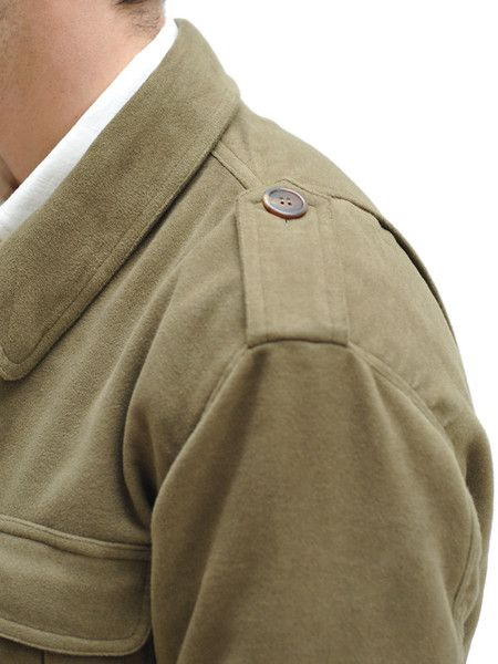 Moleskin Bush Jacket