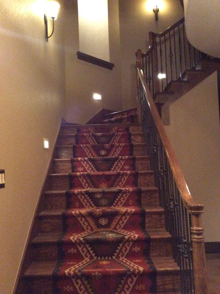 Vintage Stair Runner
