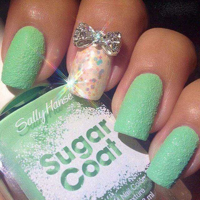 Mejores 101 imágenes de Nails! en Pinterest | Diseño de uñas, Uñas ...