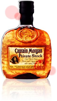Captain coke ..cheers! (private stock is hard to get overhere, normal spiced rum you can get in Colruyt, BE)