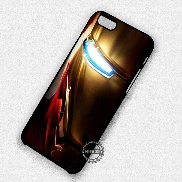 Mask Iron Man - iPhone 7 6S  5C SE Cases & Covers