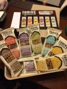 Review: Thrive – Plant Based Nutrition Bars by GoMacro