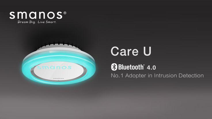 smanos Care U Bluetooth GSM alarm system