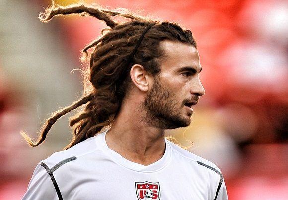 Kyle Beckerman fryzury piłkarskie piłka nożna #funny #smieszne #futbol #sport #sports #pilkanozna #futbol #soccer #hair #hairstyle