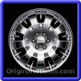 Cadillac Escalade 2010 Wheels & Rims Hollander #5411 #Cadillac #Escalade #CadillacEscalade #2010 #Wheels #Rims #Stock #Factory #Original #OEM #OE #Steel #Alloy #Used