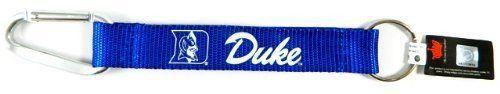 "Duke Blue Devils 8"" Carabiner Lanyard Keychain"