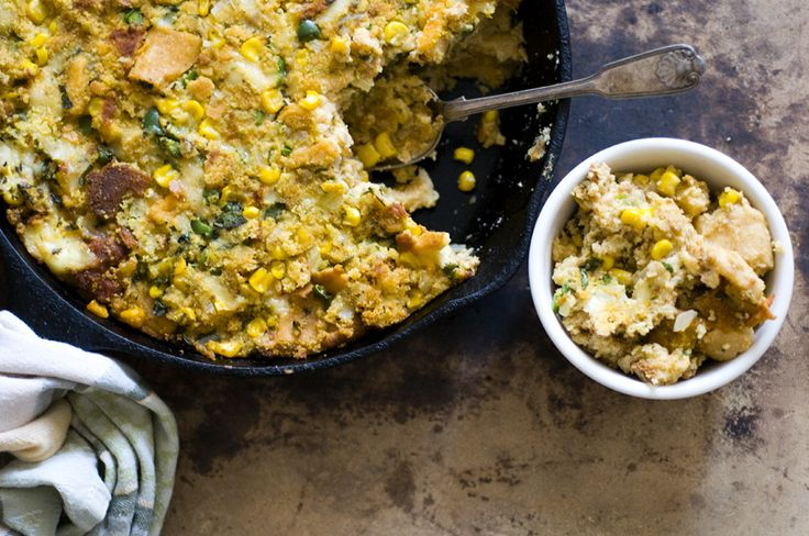 Tamale Stuffing:  A new Texas Thanksgiving star has been born.