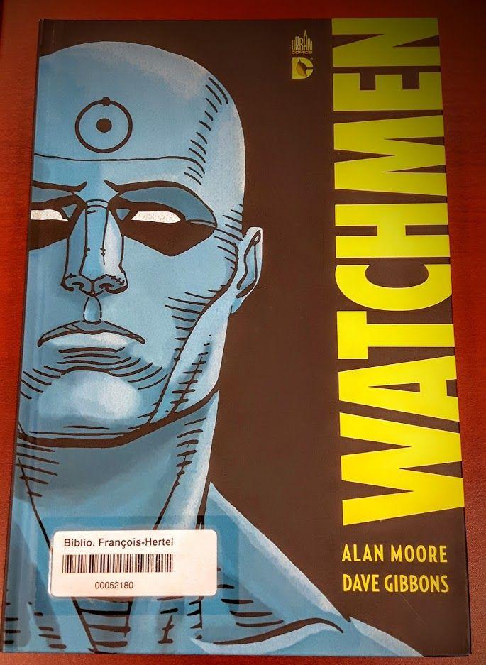 Watchmen (BD WATC Int)