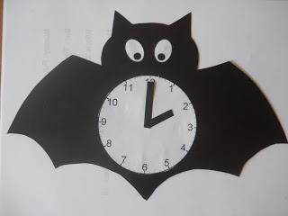 Mrs. T's First Grade Class: Bats Around the Clock