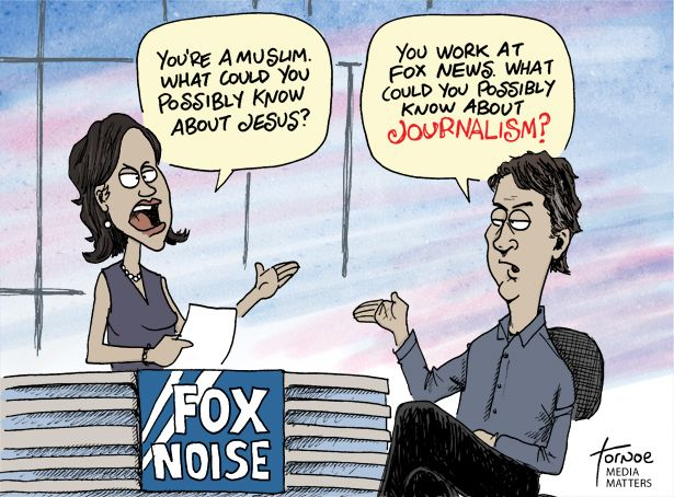 Fox News Versus Reza Aslan