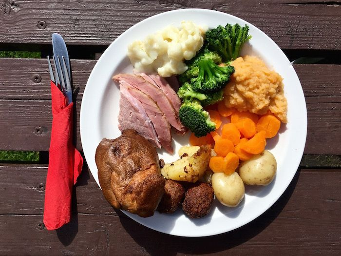 My Top 10 OMGB Moments in Pembrokeshire Wales, Great Britain UK - Visit Britain Pembrokeshire Solva  Sunday carvery
