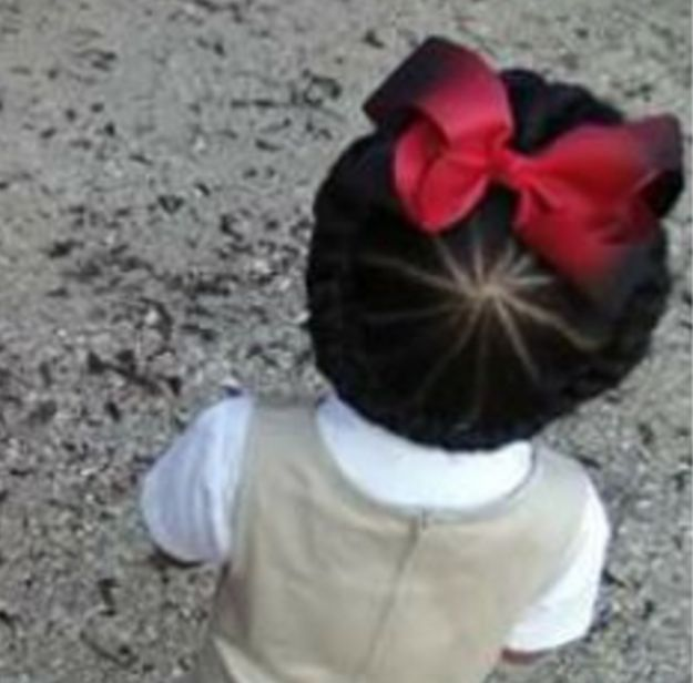 This Little Girl's Before And After School Hairdo Is Going Viral -  http://www.trendingviralhub.com/this-little-girls-before-and-after-school-hairdo-is-going-viral/ -  - Trending + Viral Hub