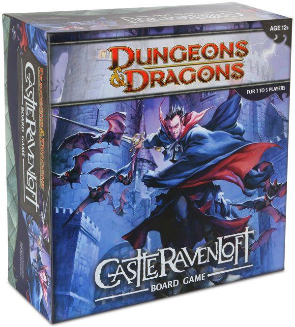 ThinkGeek :: Castle Ravenloft