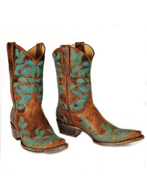 Old Gringo Mahila Embroidered Boots