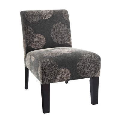 DHI Deco Sunflower Slipper Chair & Reviews | Wayfair