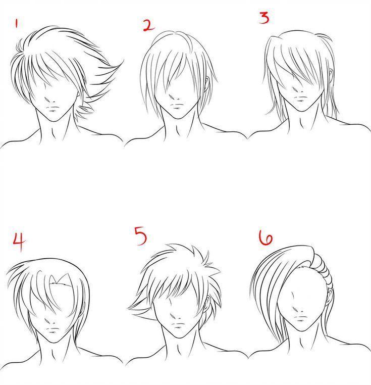 Anime Male Hair Style 1 Von Ruuruu Chan Anime Ruuruu Style New Anime Differenthairstylesnames Hair Ma Anime Hairstyles Male Anime Hair Anime Guys