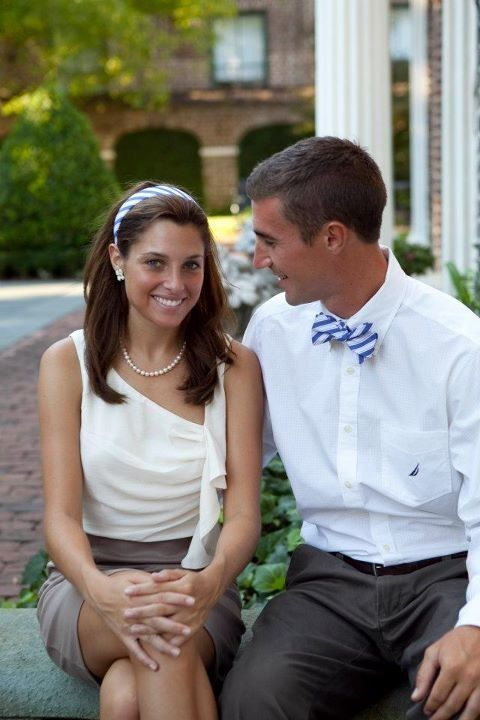 Love how they match!: Preppy Couples, Cotton Couple, Bowtie Match, Wedding Rehearsal Outfit, Prepster, Bowties, Clothing Outfits, Adorable Couples, Southern Couple