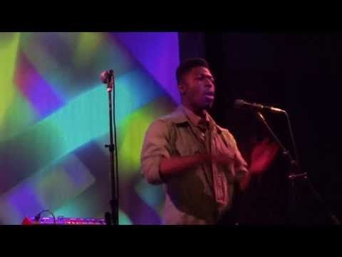 ▶ Moses Sumney Performing live at the Bootleg Theater - YouTube
