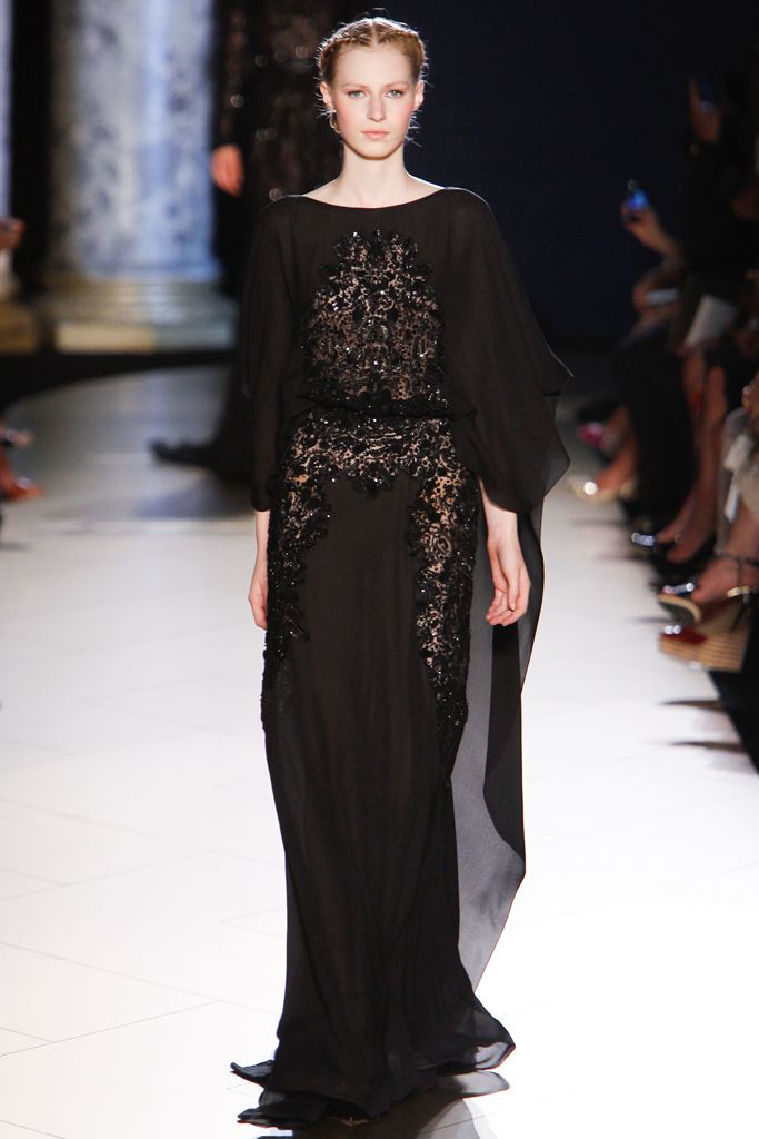 Elie Saab - Fall 2012 Couture - Look 4 of 47