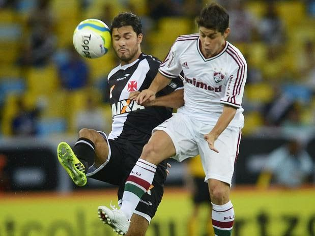Blog Esportivo do Suiço:  Campeonato Carioca - Semifinal: Fred marca, mas Vasco busca empate