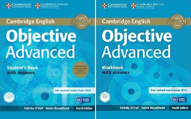 ENGLISH BOOKS ONLINE: OBJECTIVE ADVANCED FOR REVISED EXAM FROM 2015