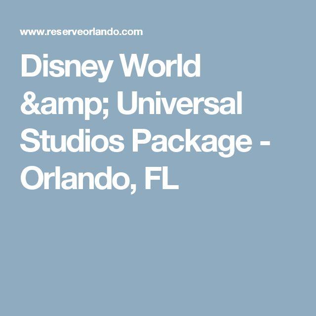 Cheap Universal Studios Orlando Vacation Packages: 17 Best Ideas About Universal Orlando Packages On