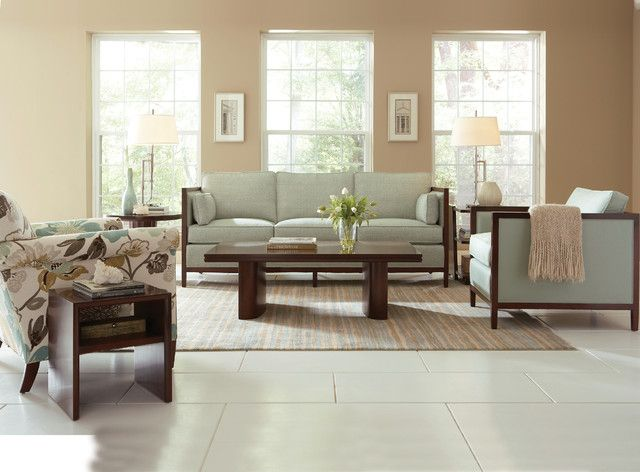 Cool Mint Colors Are Featured Here In Our Stickley Find Of The Week! Shown  Above: The Princeton Sofa U0026 Chair.