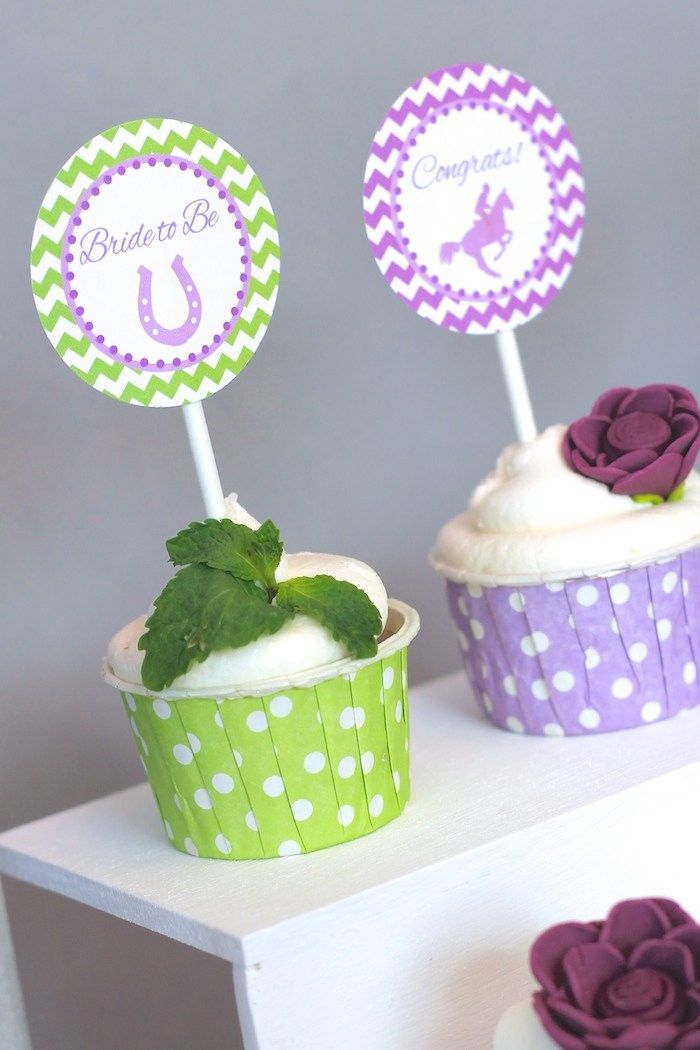 Cupcake Decorating Ideas For Wedding Showers : 125 best images about Cute Cupcake Ideas on Pinterest ...