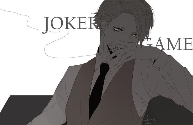 Joker Game #joker_game #jg #miyoshi by Lime