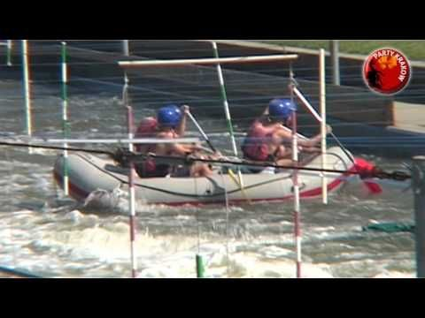 Party Krakow White Water Rafting - YouTube