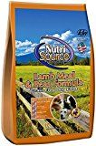 awesome Tuffy's Pet Food NutriSource Grain Free Lamb Formula Dry Dog Food, 30-Pound