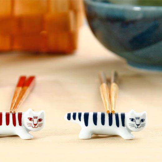 chopstick rest Lisa Larson リサ・ラーソン マイキー箸置き [HD1423]【楽天市場】