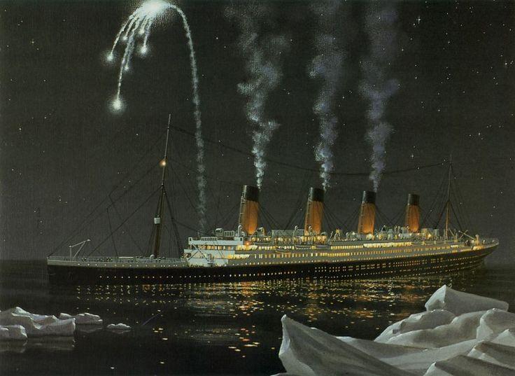 titanic] | The 96th Year… | The Modern Typewriter