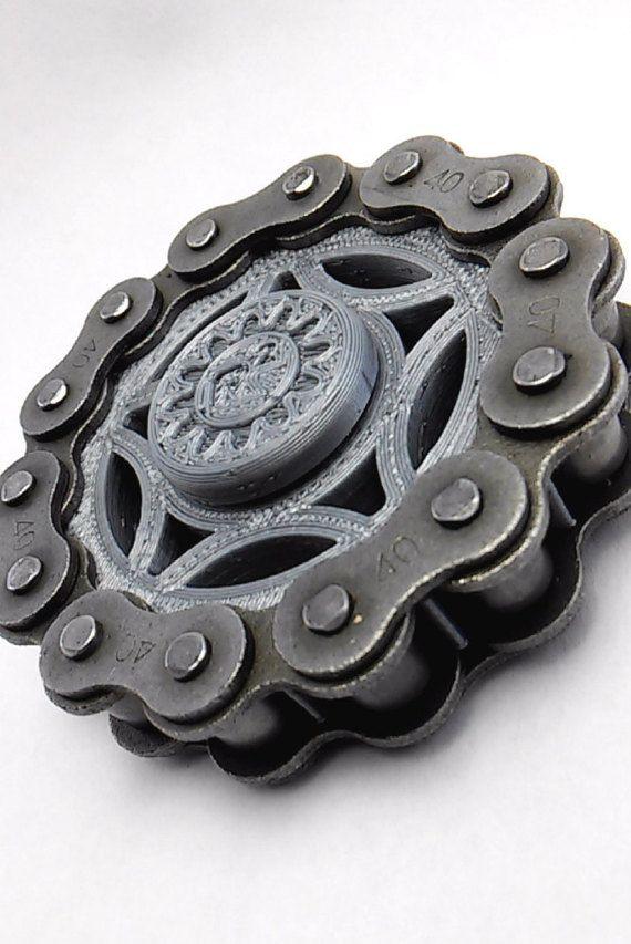 badbiker hand spinner fidget toy by rickroemerlighting on. Black Bedroom Furniture Sets. Home Design Ideas