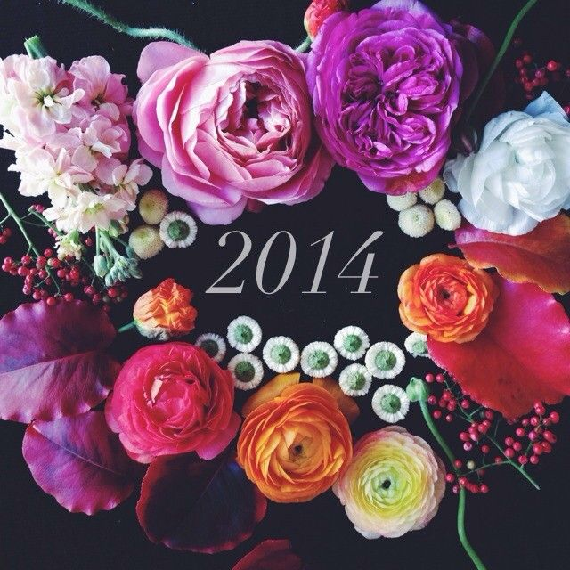 For a blooming good year!