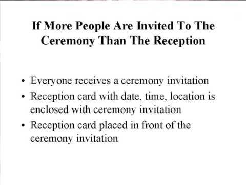 Best 25+ Wedding invitation wording etiquette ideas on Pinterest - engagement invitation matter