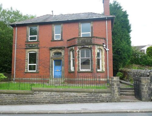 Disused Victorian police station in Belmont, near Bolton, Lancashire