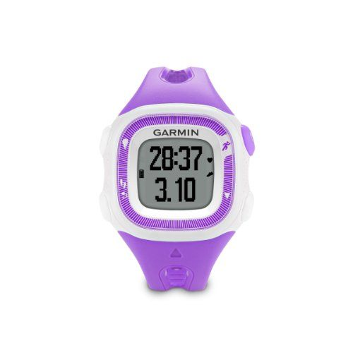 {Quick and Easy Gift Ideas from the USA}  Garmin Forerunner 15 Small, Violet/White http://welikedthis.com/garmin-forerunner-15-small-violetwhite #gifts #giftideas #welikedthisusa