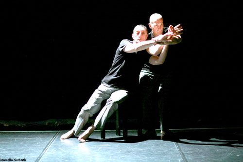 """""""Le ceneri di Gramsci"""" by Sandro Lombardi and Virgilio Sieni. #Dance #Theatre. VIE Scena Contemporanea Festival 2007"""