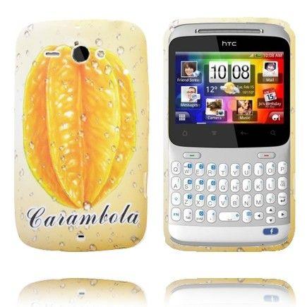 Fersk Fruit (Stjernefrukt) HTC ChaCha Deksel