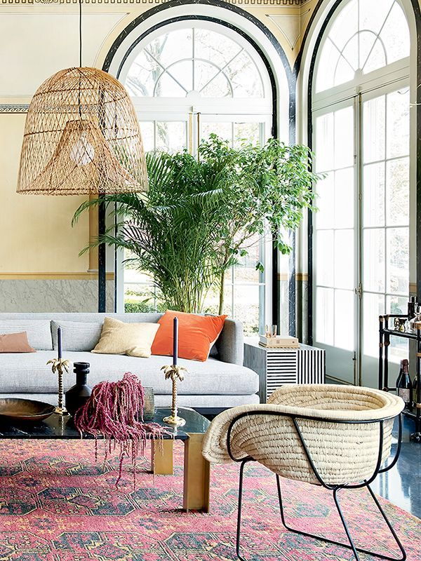 Rattan has been on the rise for