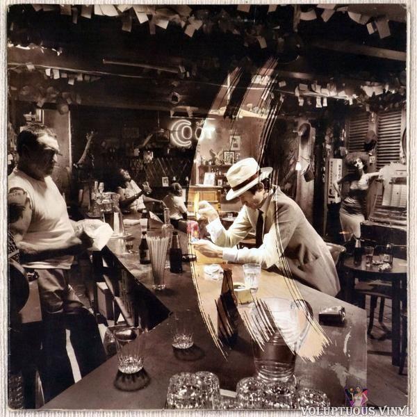 Led Zeppelin In Through The Out Door In 2020 Led Zeppelin Zeppelin Vinyl Music