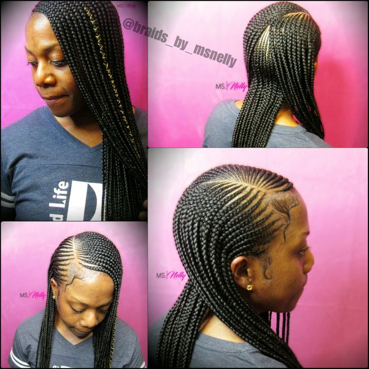 109 Best Braids By Ms Nelly Images On Pinterest